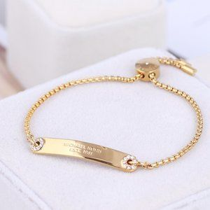 Michael Kors Simple Adjustable Couple Bracelet